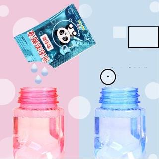 Gói 10ml dung dịch bong bóng pha với nước dùng cho đồ chơi máy phun bong bóng thumbnail