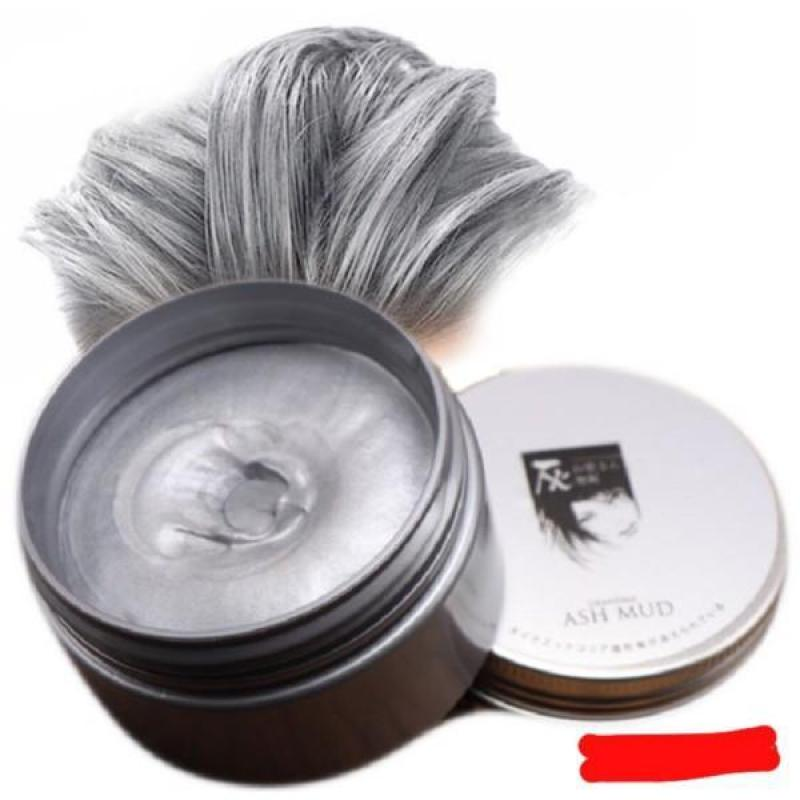 Sáp vuốt tóc màu xám khói Ash Mud cao cấp
