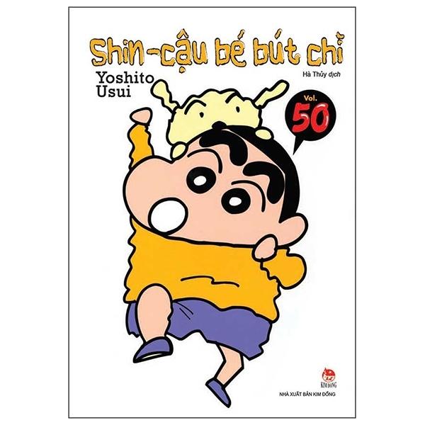 Mua Fahasa - Shin - Cậu Bé Bút Chì - Tập 50 (Tái Bản 2019)