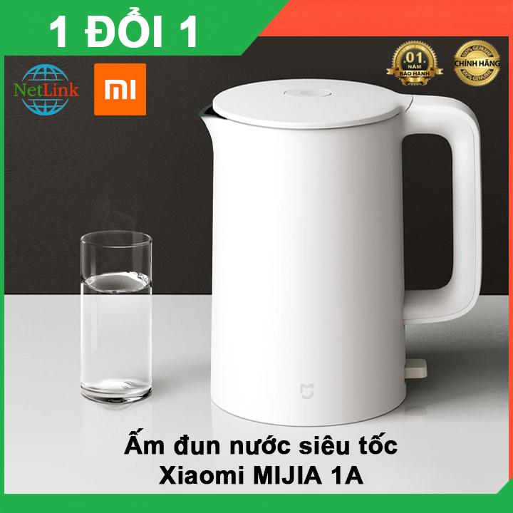 Ấm đun nước siêu tốc Xiaomi MIJIA 1A - Bình đun nước, ấm điện siêu tốc, ấm nước Xiaomi