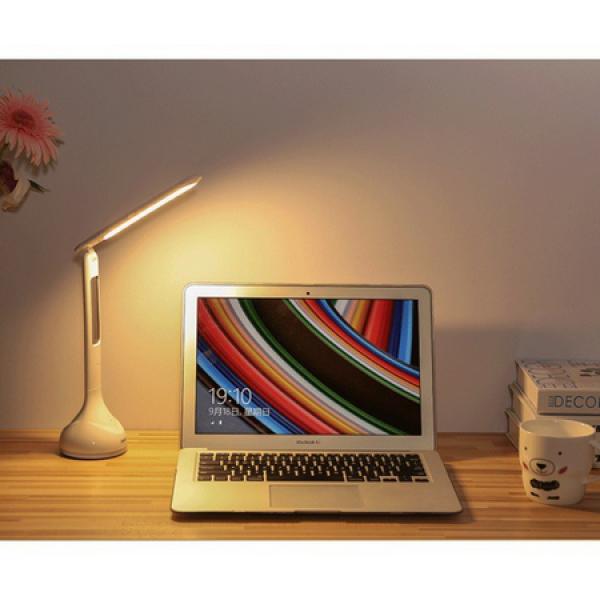 (HÀNG CHÍNH HÃNG) Đèn LED chống cận thị Remax RT- E185 - White