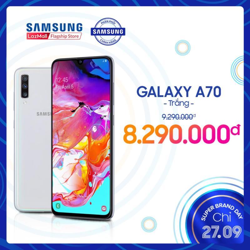 Samsung Galaxy A70 - Điện Thoại Chính Hãng
