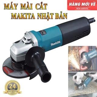máy mài goc cầm tay,Máy mài Makita Nhật,Bán máy mài góc đa năng trong công nghiệp giá rẻ tại TPHCM,100% dây đồng, Mua ngay máy mài cắt makita, mài cắt sắt, tường, gỗ,an toàn sử dụng.(SALE-50%) thumbnail
