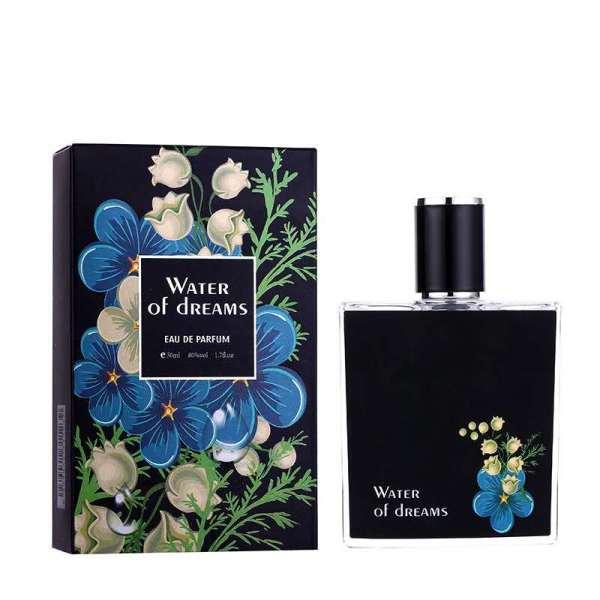 Dòng nước hoa nữ cao cấp nữ tính của seris mùi hương của hoa Water of Dream hương thơm ngọt ngào đặc biệt lưu hương lâu hương liệu pháp 50ml