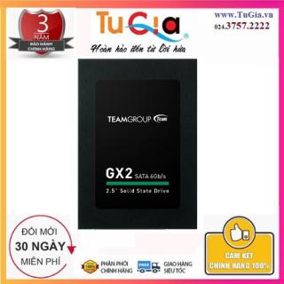 SSD Team GX2 2.5 256GB - Hàng chính hãng thumbnail