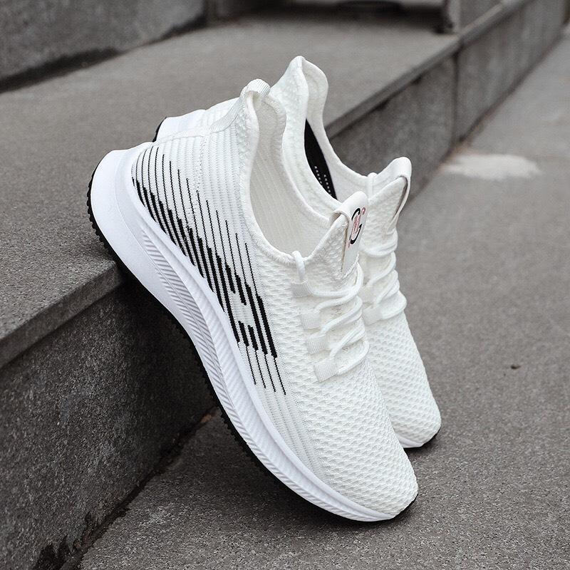 Giày thể thao nam nữ Sneaker thời trang Hàn quốc cao cấp 2020 đế cao su non chống trơn 001...