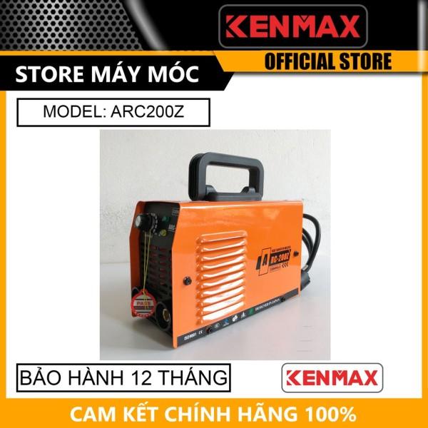 Máy hàn điện tử Ø1.6-3.2 Kenmax ARC-200Z (MINI) - HÀNG CHÍNH HÃNG