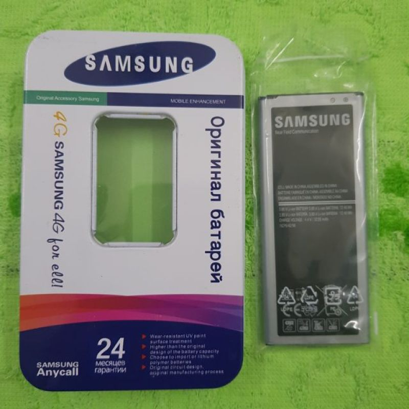 Pin Samsung Galaxy Note 4