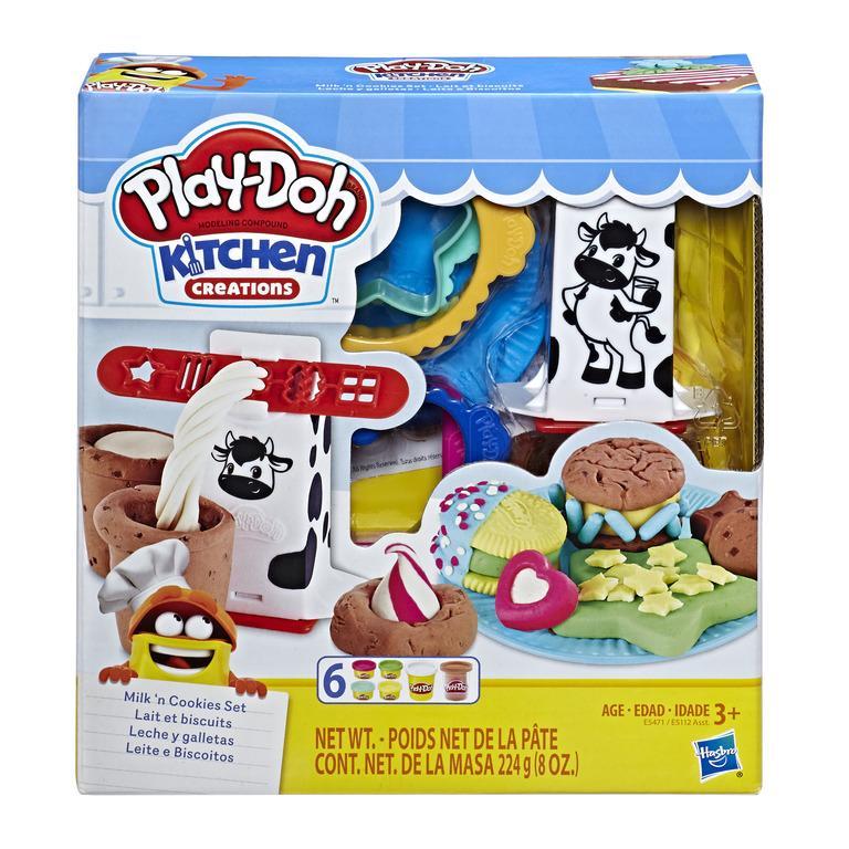 Bộ đồ Chơi đất Nặn Bữa ăn Burger/Cookie Play-Doh (giao Ngẫu Nhiên) Bất Ngờ Ưu Đãi Giá