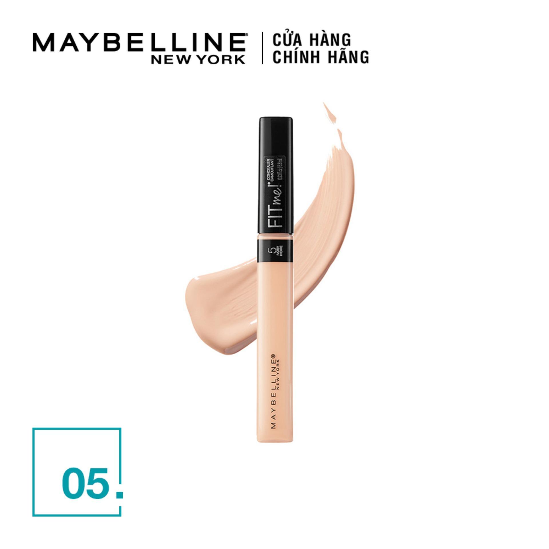 Kem che khuyết điểm đa năng Maybelline New York Fit Me Concealer 6.8ml Nhật Bản
