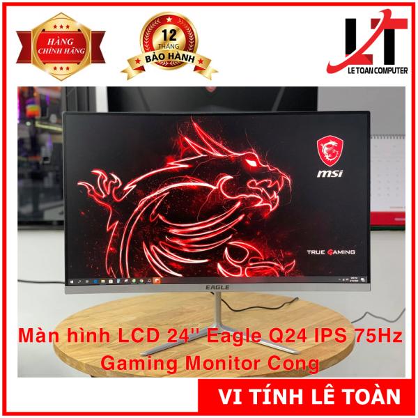 Bảng giá Màn hình LCD 24 Eagle Q24 IPS 75Hz Gaming Monitor Cong Phong Vũ