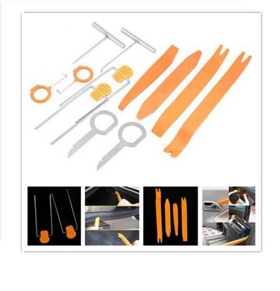 Bộ dụng cụ mở nội thất xe ô tô 12 chi tiết