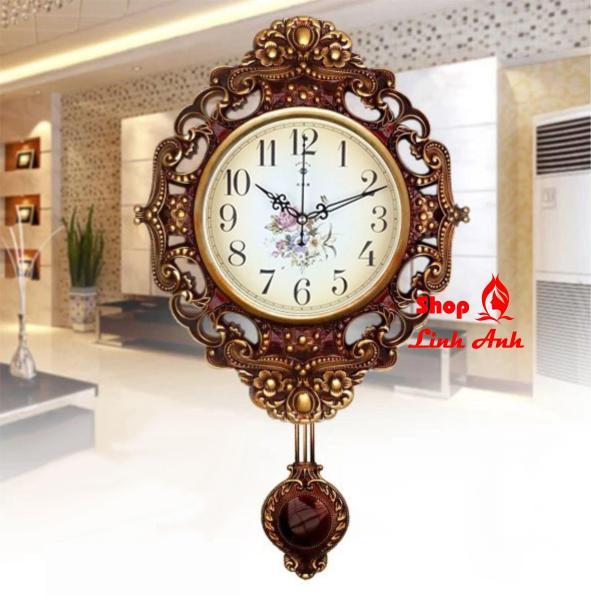 Đồng hồ treo tường (Quả lắc)