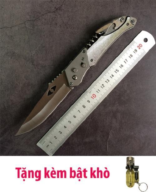 Dụng cụ đa năng, dao đa chức năng, dụng cụ đi phượt, đồ phượt giá rẻ FF600