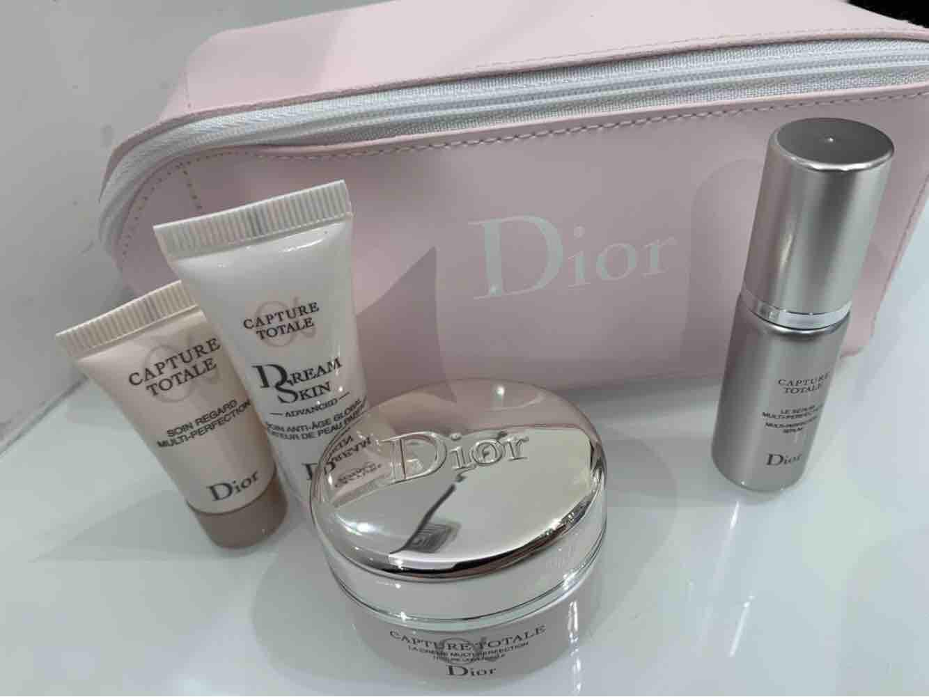 Set dưỡng Dior Capture Totale mini