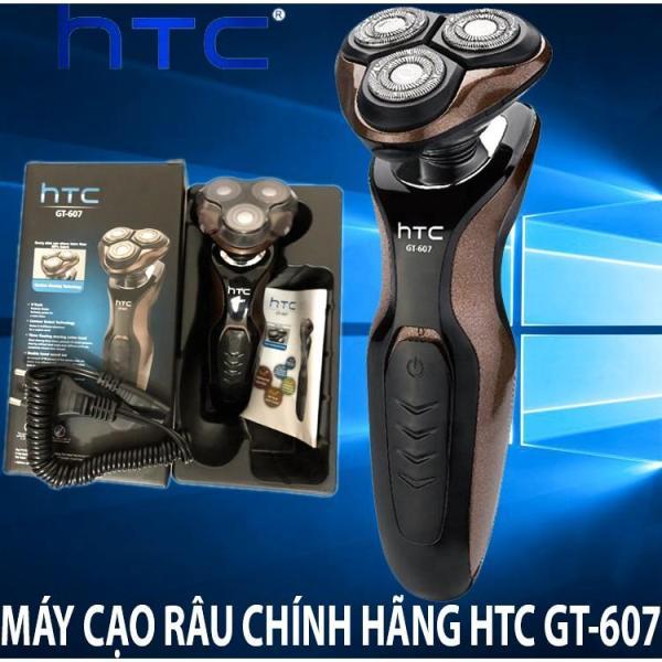 Bảng giá Máy cạo râu thông minh HTC GT-607 thế hệ mới tự động mài lưỡi cạo Điện máy Pico
