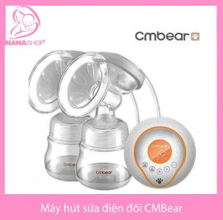 Máy hút sữa điện đôi CMBEAR Model ZRX-0706 ( Bảo hành 6 tháng ) thumbnail