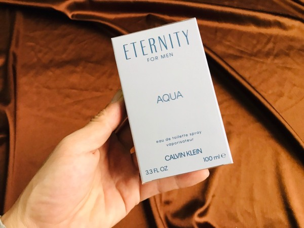 Nước Hoa Eternity Aqua 3.4 oz EDT for men 100mL