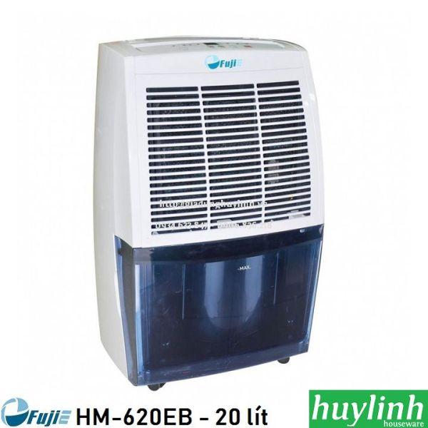 Máy hút ẩm dân dụng Fujie HM-620EB - 20 lít/ngày
