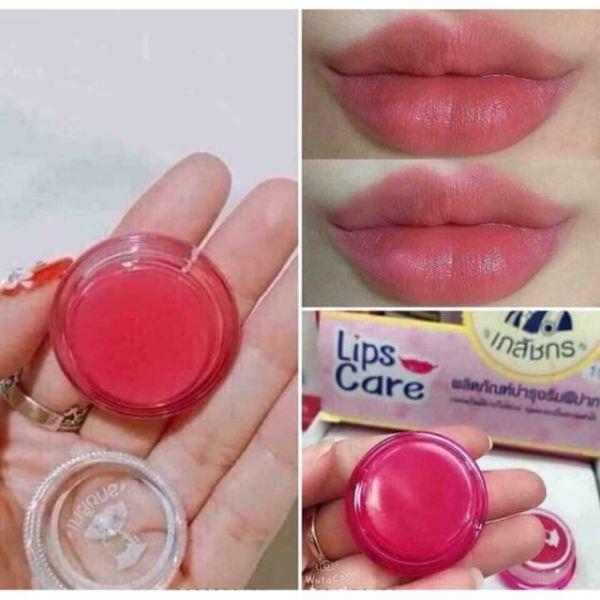 Son dưỡng thâm môi khô môi Lips Care Thái Lan giá rẻ