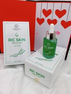 Combo Ric Skin làm sạch mụn, thâm nám, dưỡng trắng da 3