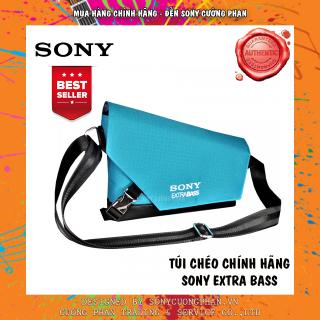 Túi Chéo Sony Extra Bass Màu Xanh - Siêu Cute -Bộ Sưu Tập Quà Tặng Từ Sony thumbnail