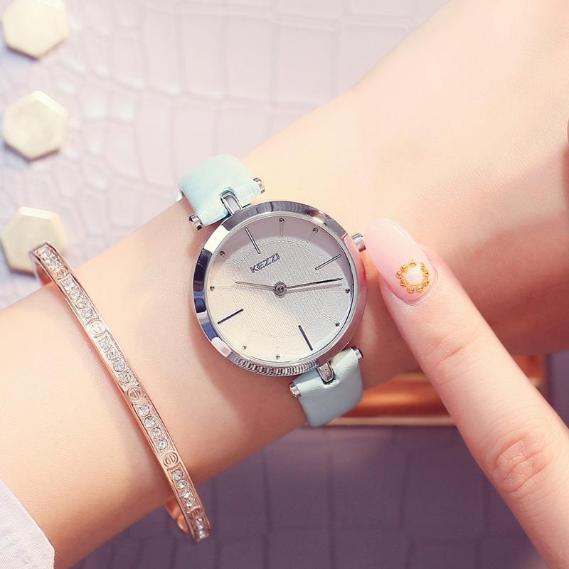 Đồng hồ nữ KEZZI Chất lượng cao cấp Thời trang Công nghệ Nhật Bản Lấp lánh Cổ điển trẻ trung Hàn Quốc Quà tặng Tình yêu Hộp Đẹp WH-K1534