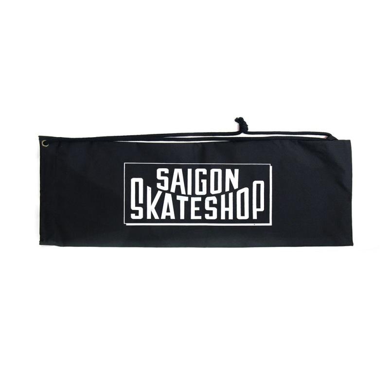 Phân phối Túi Đựng Ván Trượt Skateboard Chuyên Nghiệp- SAIGON SKATESHOP SKATE BAG BLACK