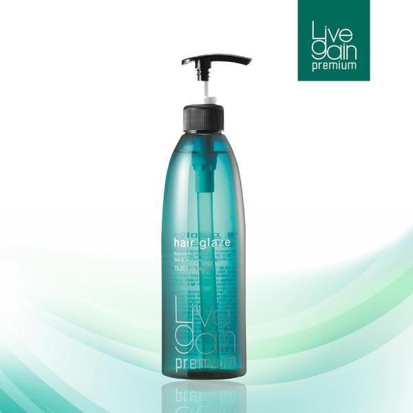 Gel Mềm Livegain Premium Hair Glaze 450ml Hàn Quốc giá rẻ