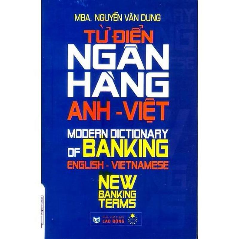 Mua Từ Điển Ngân Hàng Anh - Việt