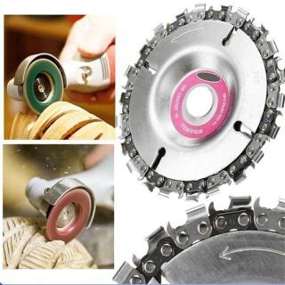 Lưỡi cưa xích 2 chức năng gắn máy mài góc cầm tay thumbnail