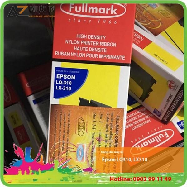 Bảng giá [Giá Sỉ] Ruy băng Epson LQ310 hiệu Fullmark | Ribbon máy in Epson LQ310 Chất lượng Phong Vũ