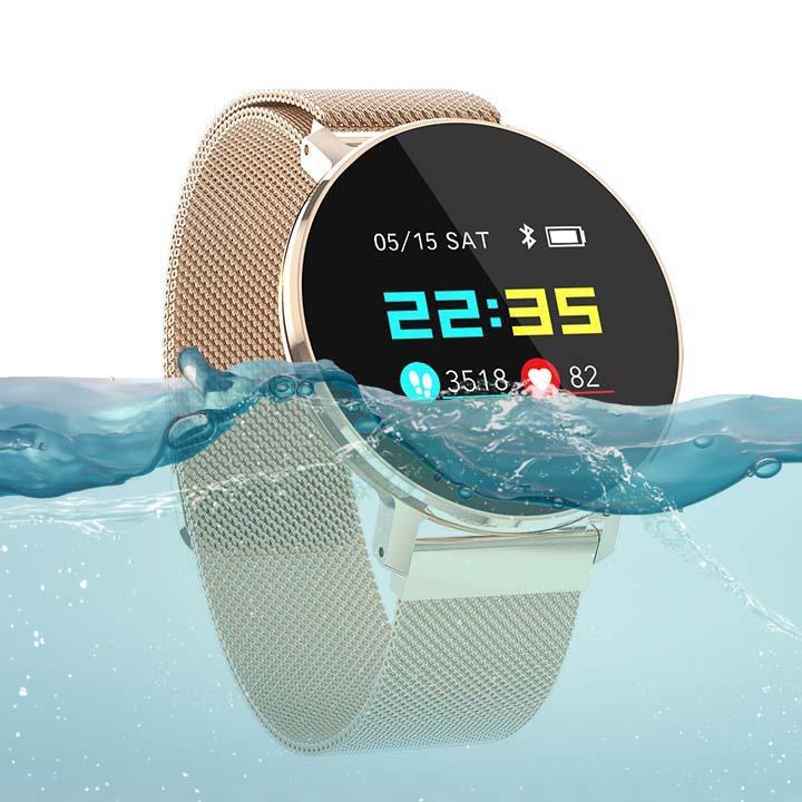 Đồng hồ thông minh thể thao theo dõi sức khỏe chống nước