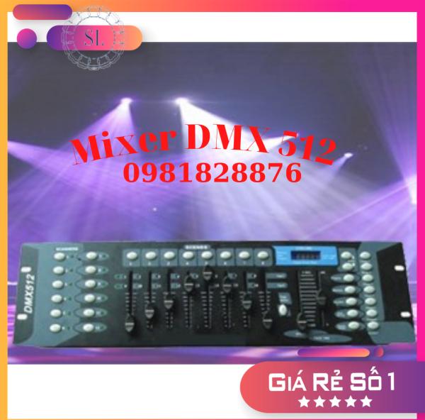 Bàn Điều Khiển DMX 512, Bàn Điều Khiển Đèn Sân Khấu, Karaoke