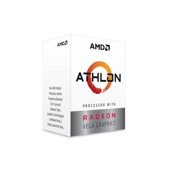 Bảng giá CPU Amd Ryzen Athlon 3000g (3.5ghz/ 5mb cache), sản phẩm tốt, chất lượng cao, cam kết như hình, độ bền cao, xin vui lòng inbox shop để được tư vấn thêm về thông tin Phong Vũ
