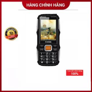 Điện Thoại Di Động Forme Gorilla, màn hình 2.4inch, Pin 2500mAh, Loa to rõ, font chữ lớn - Phân phối chính hãng thumbnail