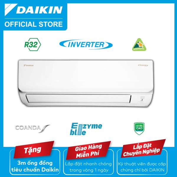 Bảng giá Máy Lạnh Daikin Inverter Tiêu chuẩn FTKA25UAVMV - 1HP Điện máy Pico