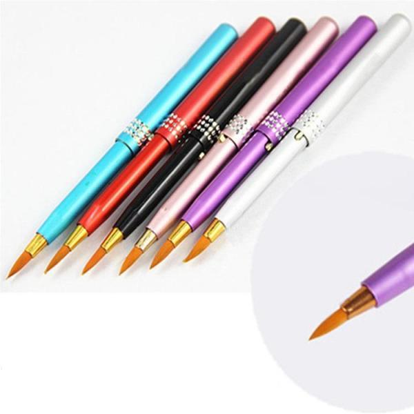 Bút cọ vẽ môi mềm mịn tiện lợi giá rẻ