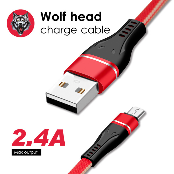 Bảng giá Power dây sạc nhanh Micro USB 2.4A Nylon Fast Charge USB Data Cable for Samsung Xiaomi Oppo LG Tablet Android Mobile Phone cáp sạc nhanh Micro USB, Iphon ,Type C Phong Vũ