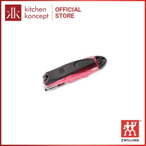 ZWILLING - Classic inox nail clippers - Red giá rẻ