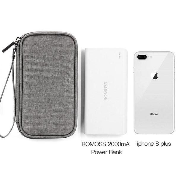 Túi đựng điện thoại - Sạc dự phòng - Cáp - Tai nghe Baona
