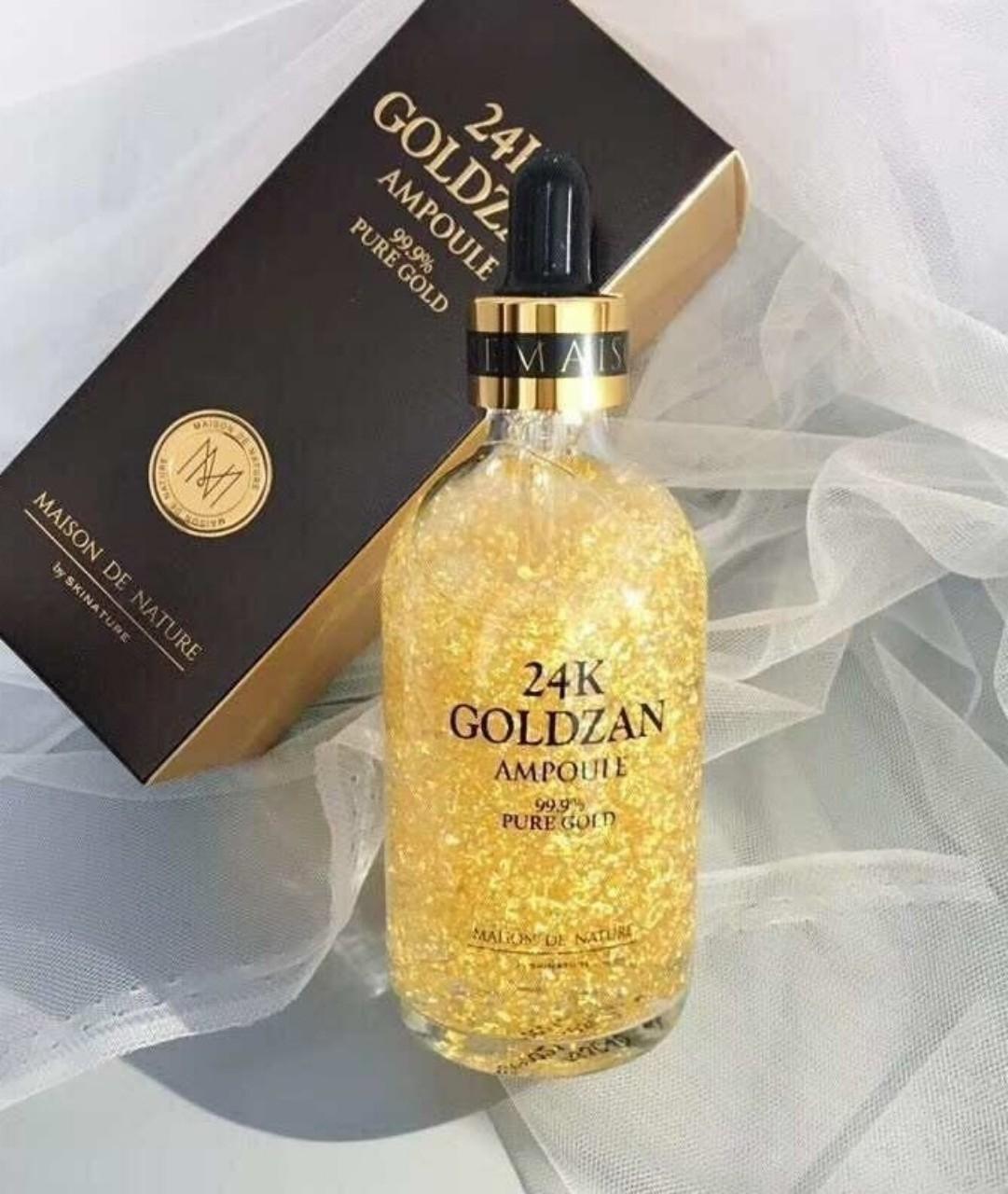serum vàng 24k-hàng chuẩn-goldzan hàn quốc