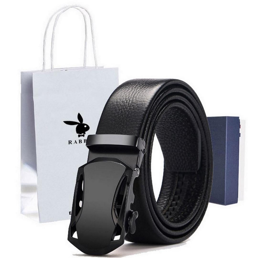 Thắt lưng/ dây nịt nam công sở cao cấp có túi hộp hãng sang trọng theo kèm phù hợp làm quà tặng