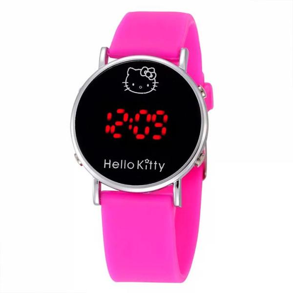Nơi bán Đồng hồ đeo tay đèn led cho bé gái năng động BBShine – DH009