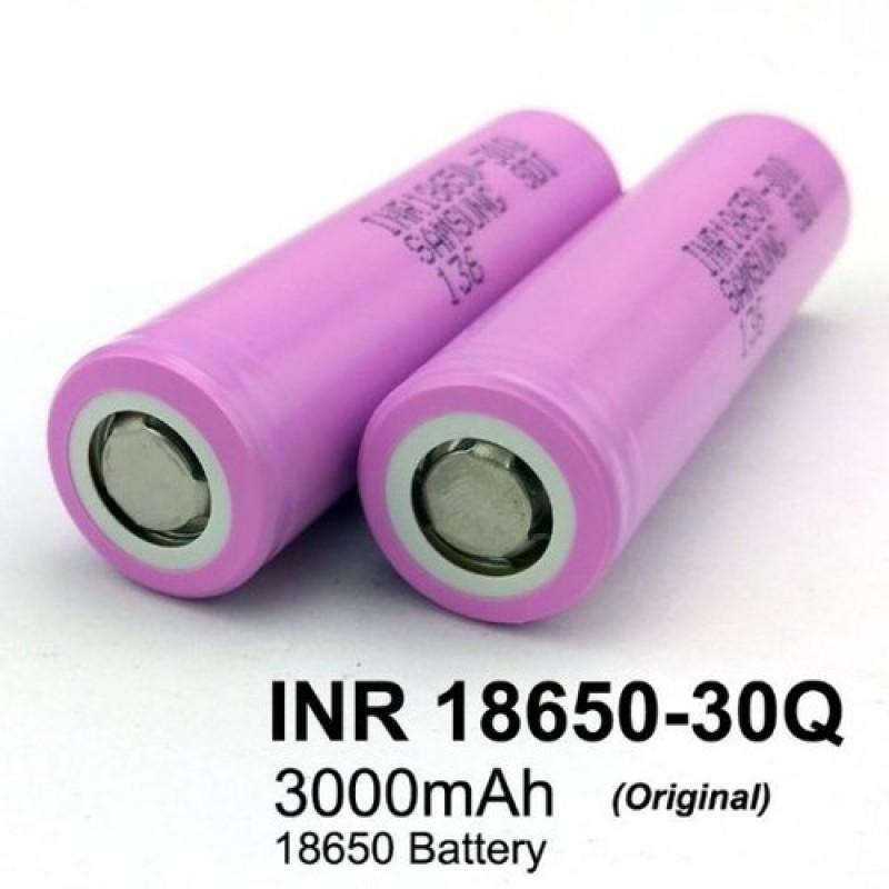 Pin 18650 Samsung 3000mah 30Q chính hãng