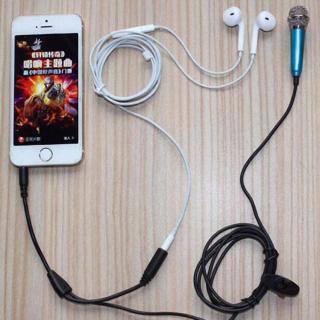 Micro Mini Hát Karaoke Trên Điện Thoại Thông Minh Đa Dụng Nhất Dũng thumbnail