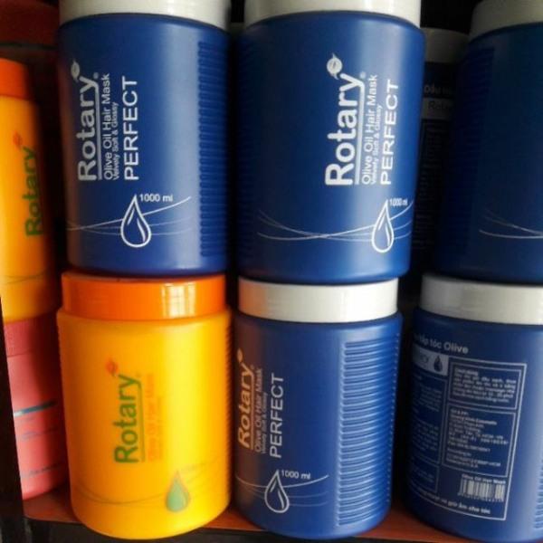 Hấp dầu oliu rotary - xanh, làm mượt và dễ chải giúp tóc suôn mượt, sản phẩm tốt, chất lượng cao, cam kết như hình, độ bền cao