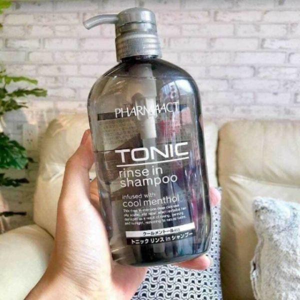 Dầu Gội Dành Cho Nam Tonic Pharmaact 600ml. giá rẻ