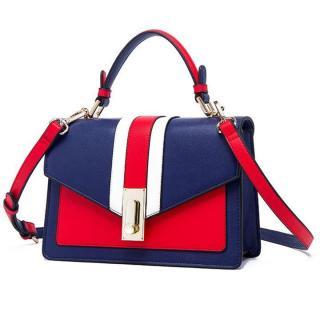 Túi đeo vai nữ thời trang phối màu nổi bật đậm chất cá tính DV235 thumbnail