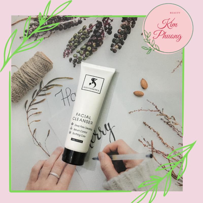 SỮA RỬA MẶT SỮA NON KST giúp làm sạch da, ngăn ngừa các sắc tố gây hại cho da. Không làm bào mòn da như các dạng srm tạo bọt không chứa chất tẩy